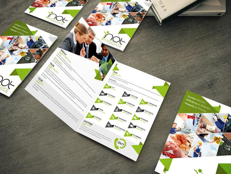 Best Brochure Design Company