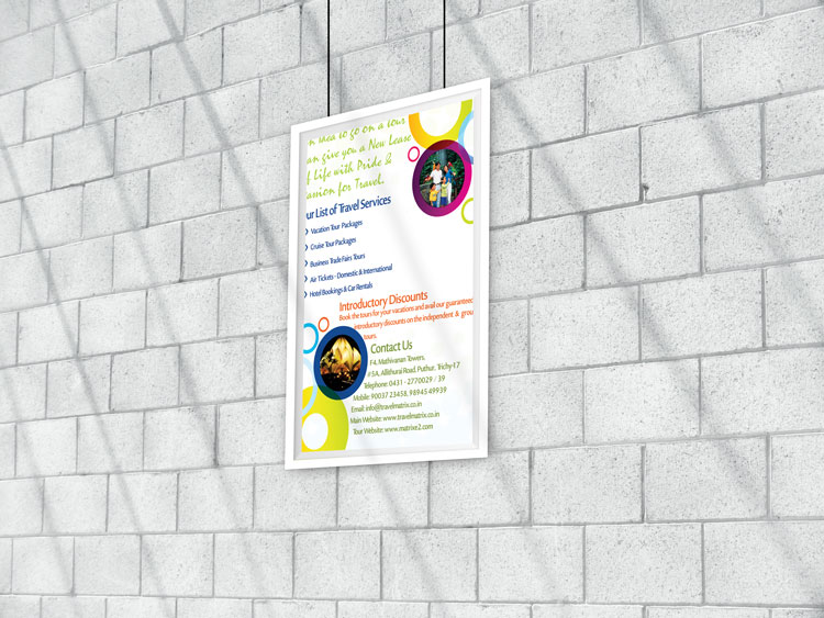 Best Poster Design Company in Trichy, Tamilnadu, India.