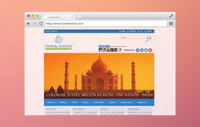 travel-matrix-responsive-design-india