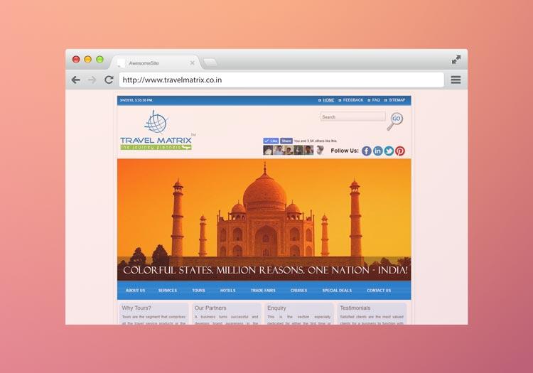 travel-matrix-responsive-design-india