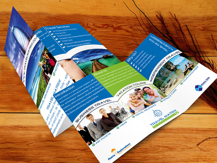 Best Pamphlet, Leaflet Design Company in Trichy, Tamilnadu, India