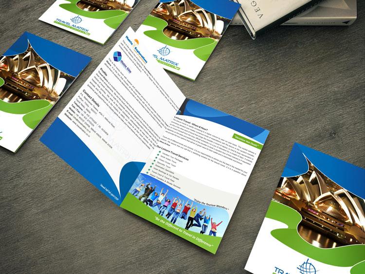 Best Brochure Design Company in Trichy, Tamilnadu, India