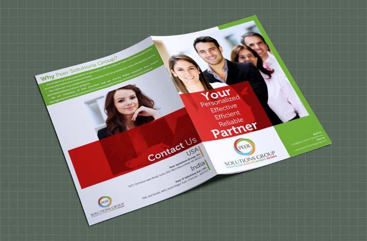 Bi-fold Brochure Design Companies in Trichy
