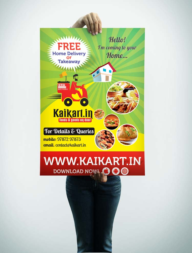 Poster Design Company in Trichy, India