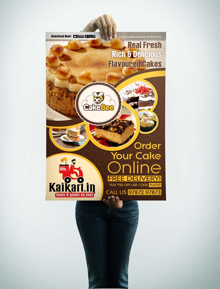 Best Poster Design Company in Trichy, India