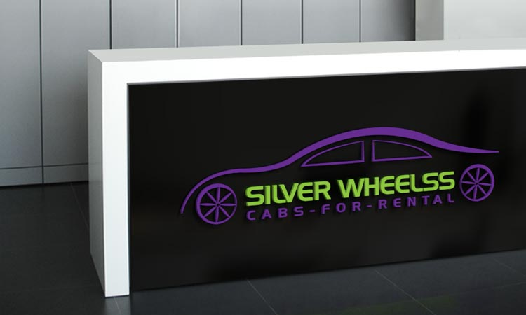 Silver Wheelss Logo Design Agency