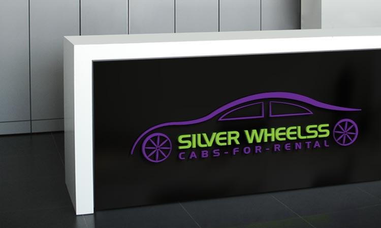 Silver Wheelss Logo Design Agency