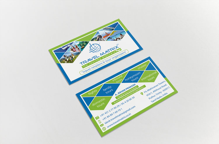 Best Business Card Design Company in India