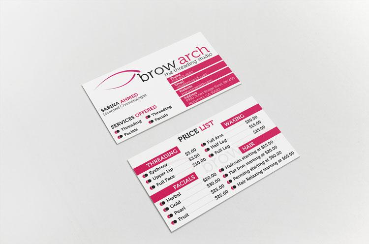 Business Card Design Company in Coimbatore
