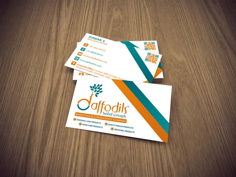 visiting cards design company in trichy