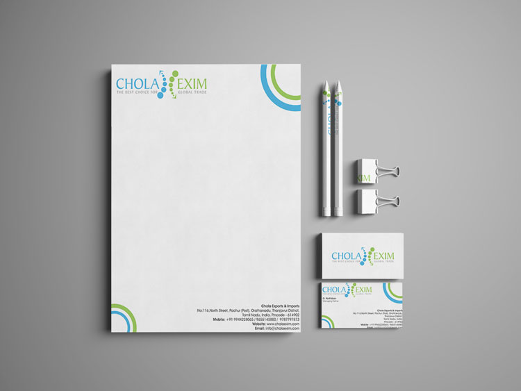 Envelope Design Company in Chennai