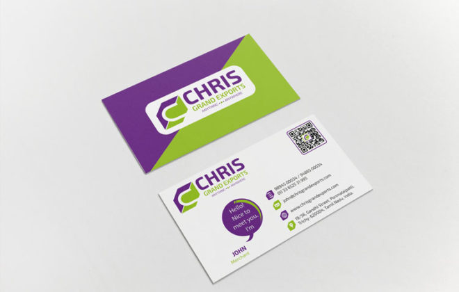 Chris Grand Exports